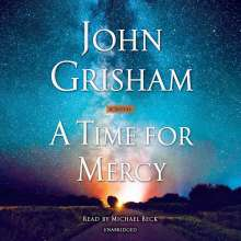 John Grisham: A Time for Mercy, 16 CDs