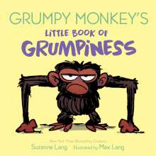 Suzanne Lang: Grumpy Monkey's Little Book of Grumpiness, Buch