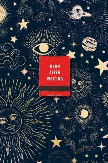 Sharon Jones: Burn After Writing (Celestial), Buch
