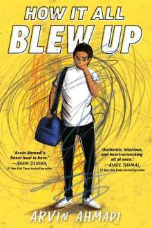 Arvin Ahmadi: How It All Blew Up, Buch