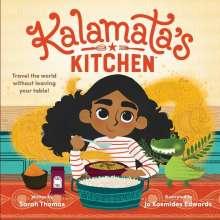 Sarah Thomas: Kalamata's Kitchen, Buch