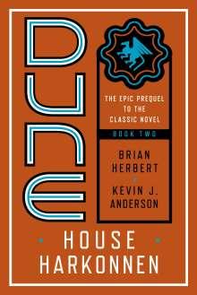 Brian Herbert: Dune: House Harkonnen, Buch