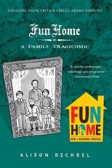 Alison Bechdel: Fun Home, Buch