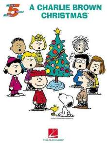 Vince Guaraldi: A Charlie Brown Christmas(tm), Noten