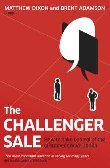 Matthew Dixon: The Challenger Sale, Buch