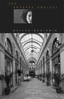 Walter Benjamin: The Arcades Project, Buch