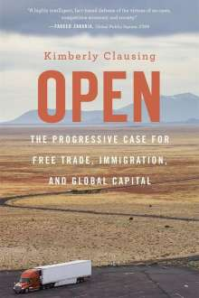 Kimberly Clausing: Open, Buch