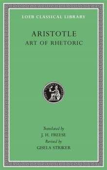 Aristotle: Art of Rhetoric, Buch