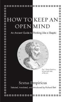 Richard Bett: How to Keep an Open Mind, Buch