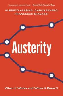 Alberto Alesina: Austerity, Buch