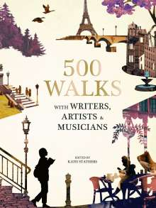 Katherine Stathers: Discover the World in 500 Walks, Buch