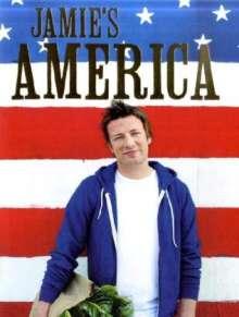 Jamie Oliver: Jamie's America, Buch
