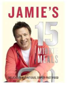 Jamie Oliver: Jamie's 15-Minute Meals, Buch