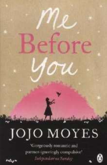 Jojo Moyes: Me Before You, Buch