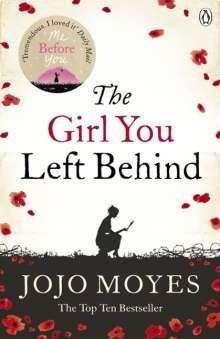 Jojo Moyes: The Girl You Left Behind, Buch