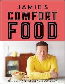 Jamie Oliver: Jamie's Comfort Food, Buch