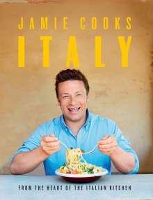 Jamie Oliver: Jamie Cooks Italy, Buch