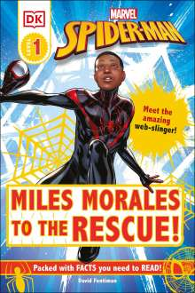 David Fentiman: Marvel Spider-Man: Miles Morales to the Rescue!, Buch