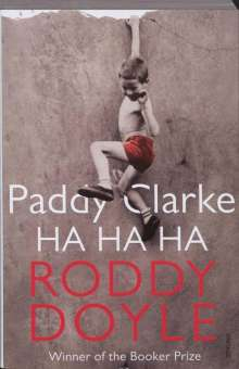 Roddy Doyle: Paddy Clarke Ha Ha Ha, Buch