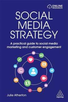 Julie Atherton: Social Media Strategy, Buch