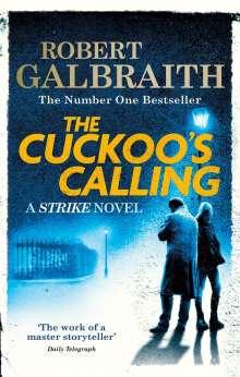 Robert Galbraith: The Cuckoo's Calling, Buch