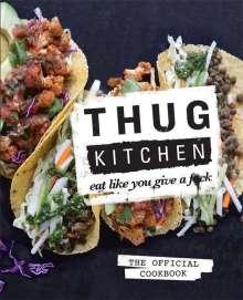 Anonymous: Thug Kitchen, Buch