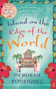 Deborah Rodriguez: Island on the Edge of the World, Buch