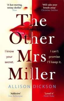 Allison Dickson: The Other Mrs Miller, Buch