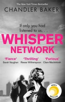 Chandler Baker: Whisper Network, Buch