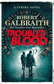Robert Galbraith: Troubled Blood, Buch