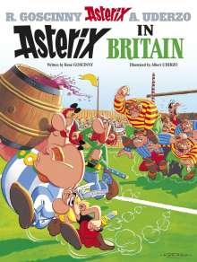 Asterix in Britain, Buch