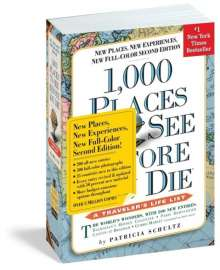 Patricia Schultz: 1,000 Places to See Before You Die, Buch