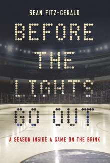 Sean Fitz-Gerald: Before the Lights Go Out, Buch