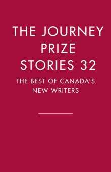 Amy Jones: The Journey Prize Stories 32, Buch