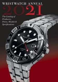 Peter Braun: Wristwatch Annual 2021, Buch