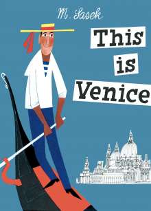 Miroslav Sasek: This is Venice, Buch