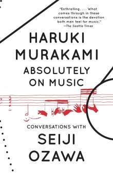 Haruki Murakami: Absolutely on Music, Buch