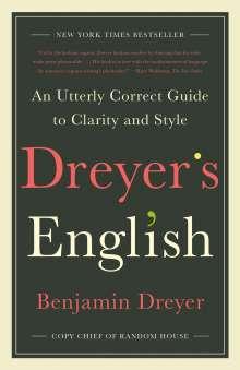 Benjamin Dreyer: Dreyer's English, Buch