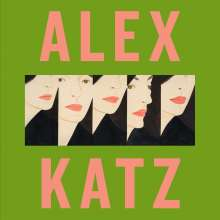Carter Ratcliff: Alex Katz, Buch