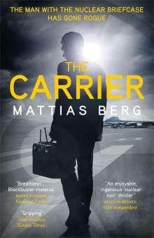 Mattias Berg: The Carrier, Buch