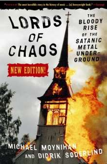 Didrik Soderlind: Lords Of Chaos - 2ed, Buch