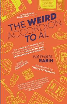 Nathan Rabin: The Weird Accordion to Al, Buch