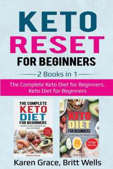 Karen Grace: Keto Reset for Beginners, Buch