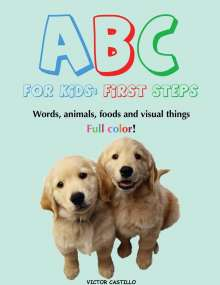Victor I. Castillo: ABC For Kids (Words, animals, foods and visual things)., Buch