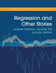 Andrew Gelman: Regression and Other Stories, Buch