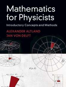 Alexander Altland: Mathematics for Physicists, Buch