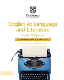 Nic Amy: English A: Language and Literature for the IB Diploma Exam Preparation and Practice with Digital Access (2 Year), Buch
