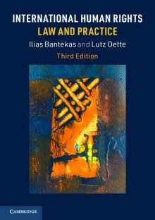 Ilias Bantekas: International Human Rights Law and Practice, Buch
