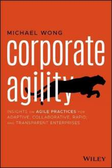 Michael Wong: Corporate Agility, Buch
