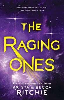 Krista Ritchie: The Raging Ones, Buch